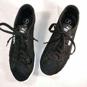 c2b342ff088 Puma Shoes - Puma Vikky Mesh FM Field Hockey black sneakers